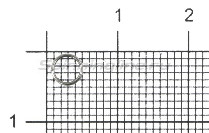 Кольцо заводное Gurza Split Rings L BN №3 -  1