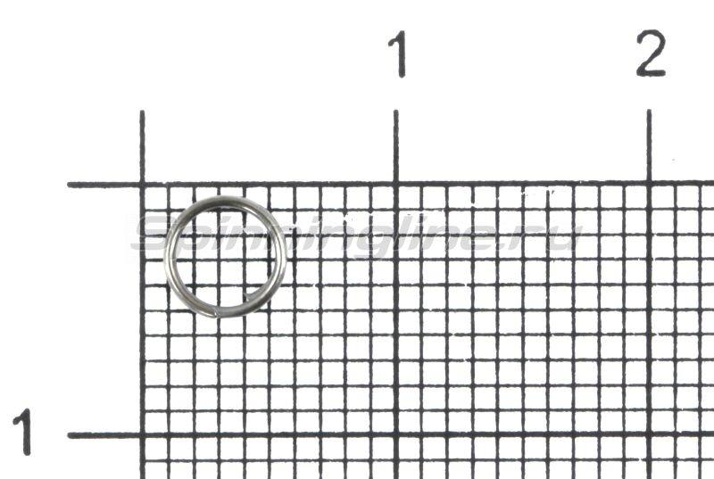 Кольцо заводное Gurza Split Rings L BN №4 -  1