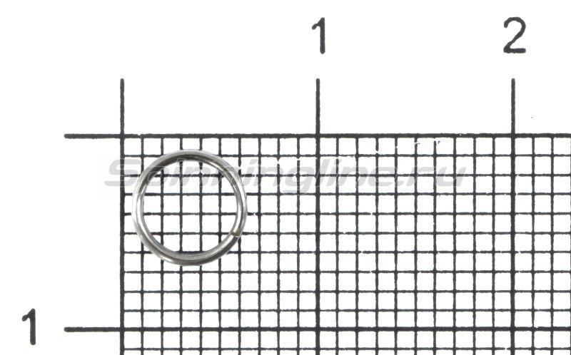 Кольцо заводное Gurza Split Rings L BN №5 -  1