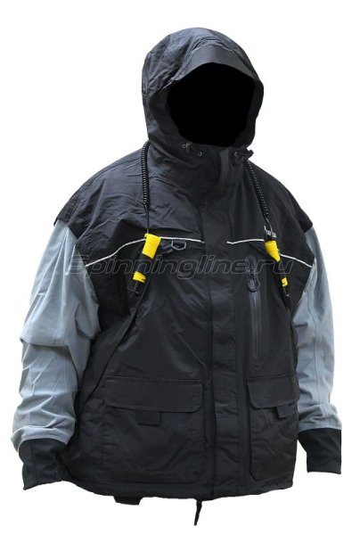 Куртка Frabill I2 Jacket L Black -  1
