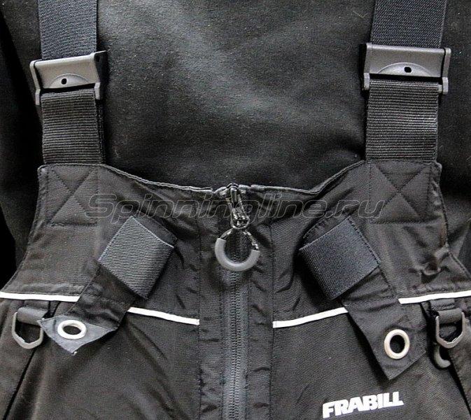 Полукомбинезон Frabill I-2 Bib XXXL Black -  3