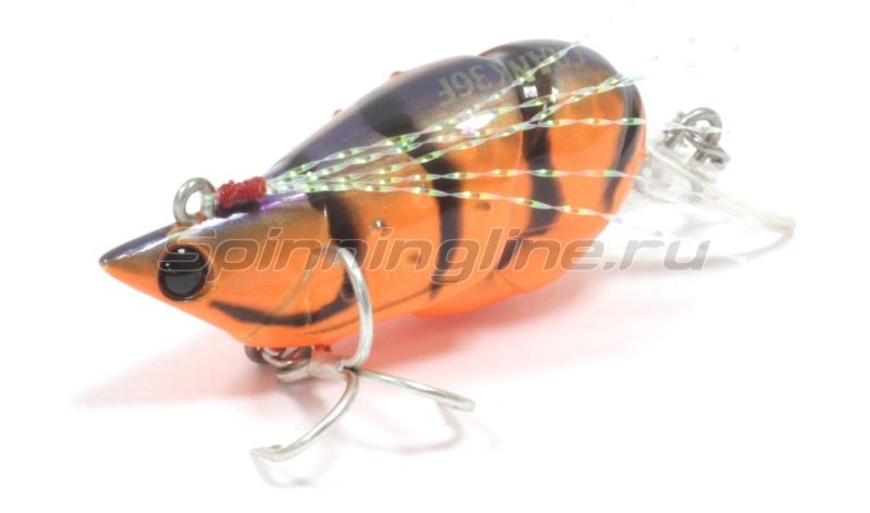 Воблер D-stream Chinu Crank 36F Orange Shrimp -  1