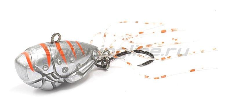 Воблер Ripple-Ash Gan Bullet-Like 5,5гр Silver Giko -  1