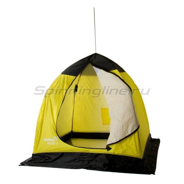 Палатка зимняя Helios Nord 1 утепленная -  2