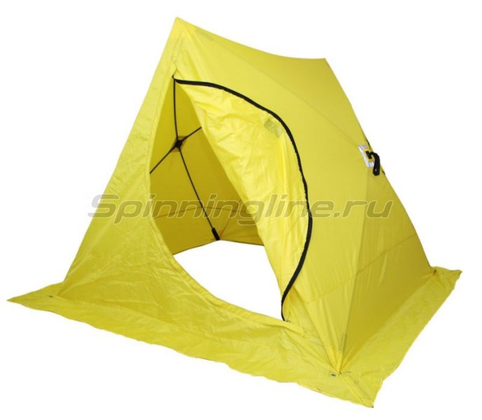 Палатка зимняя Helios двускатная Delta Yellow -  1