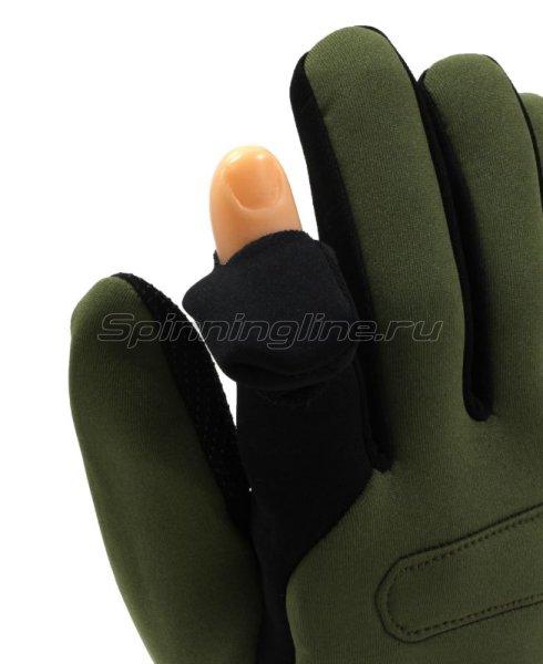 Перчатки Helios неопреновые HS-HY-D14 XL хаки -  3