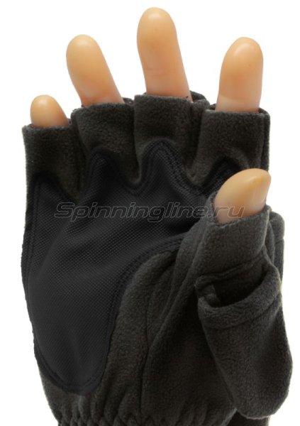 Перчатки-варежки Sprut Thermal WS Gloves-Mittens L Black -  5