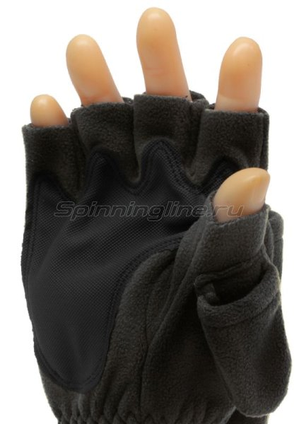 Перчатки-варежки Sprut Thermal WS Gloves-Mittens XL Black -  5