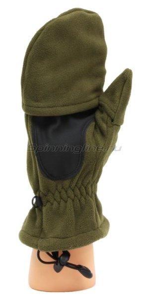 Перчатки-варежки Sprut Thermal WS Gloves-Mittens L хаки -  4