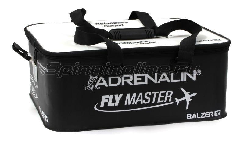 Сумка для перевозки в самолете Balzer Adrenalin Fly Master 50х20х40см -  1