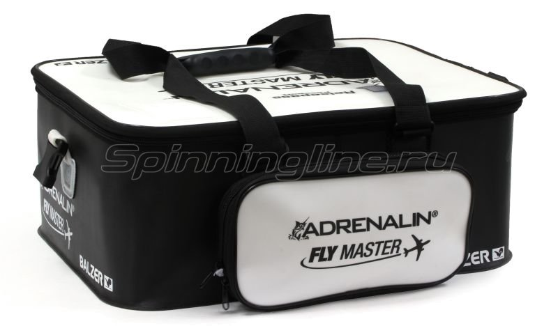 Сумка для перевозки в самолете Balzer Adrenalin Fly Master 50х20х40см -  4