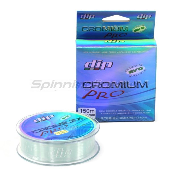 Леска Alcedo Dip Cromium Pro 150м 0,305мм -  1