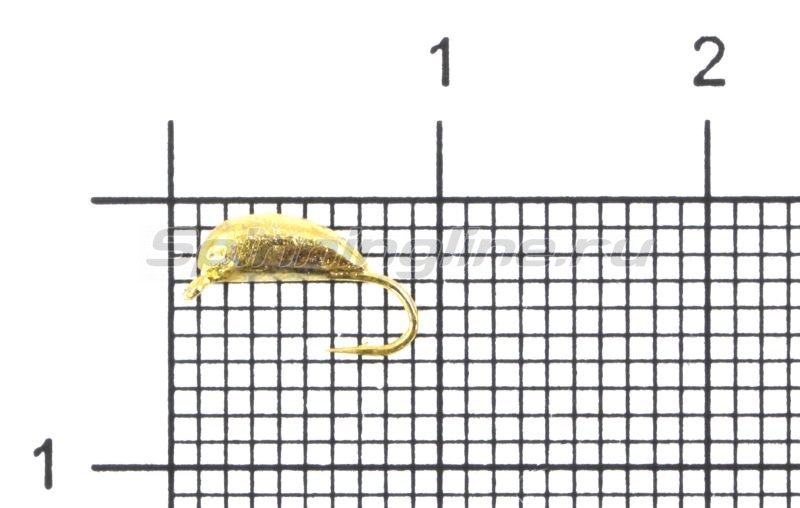 Мормышка Nord Water's Банан d1.5 AU -  1