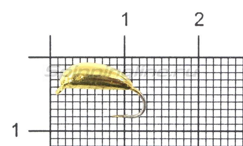 Мормышка Nord Water's Банан d3 AU -  1