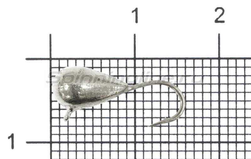Мормышка Nord Water's Капля d5 NI -  1