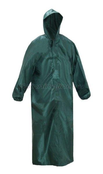 Дождевик Fisherman Ладога XL зеленый -  1