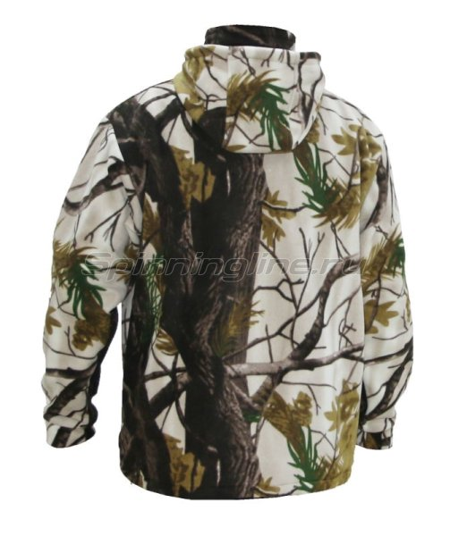 Куртка Fisherman Ладога Гризли 48 темный лес -  4