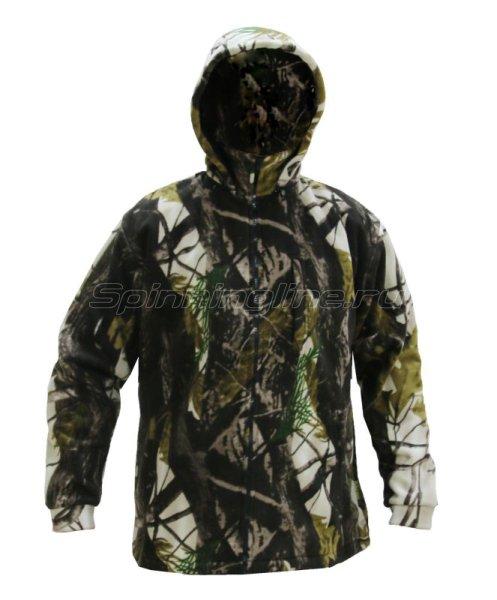 Куртка Fisherman Ладога Гризли 50 темный лес -  1