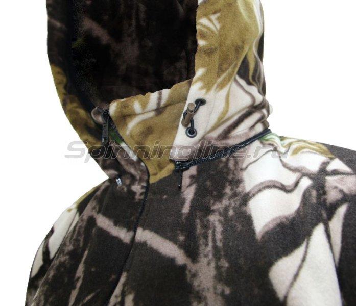 Куртка Fisherman Ладога Гризли 50 темный лес -  3