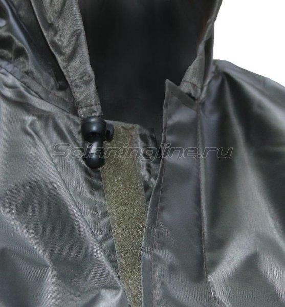 Дождевик Fisherman Ладога L серый -  2