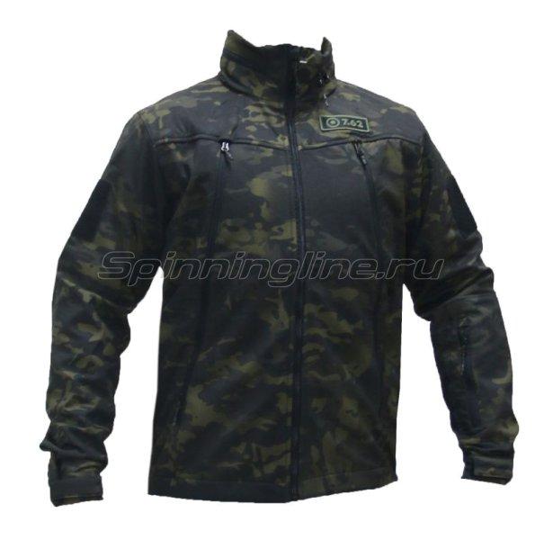 Куртка Novatex Альфа 48-50 рост 170-176 черный мультикам -  1