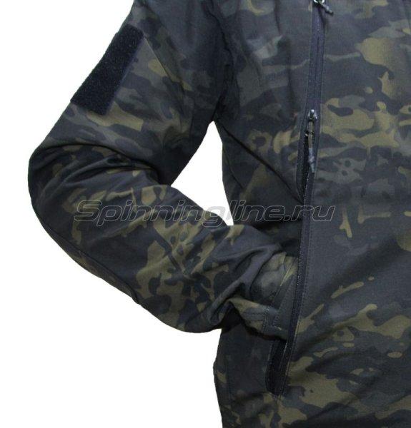 Куртка Novatex Альфа 48-50 рост 170-176 черный мультикам -  3