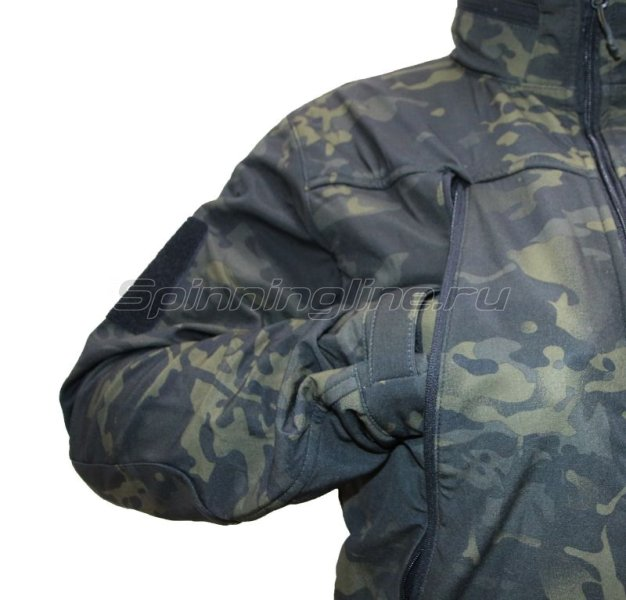 Куртка Novatex Альфа 48-50 рост 170-176 черный мультикам -  4