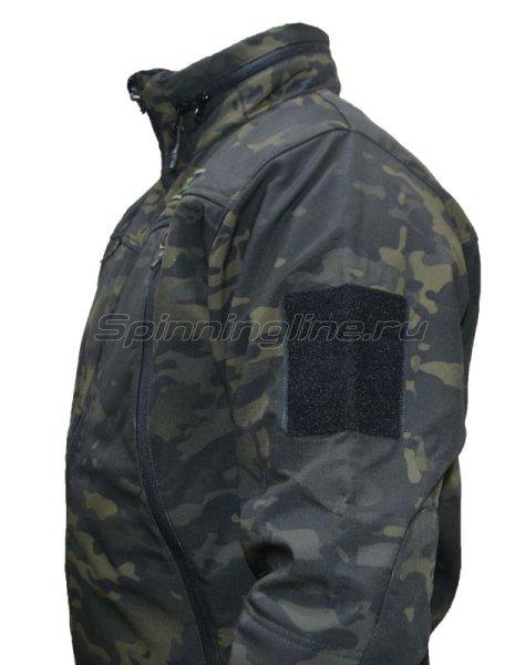 Куртка Novatex Альфа 48-50 рост 170-176 черный мультикам -  5