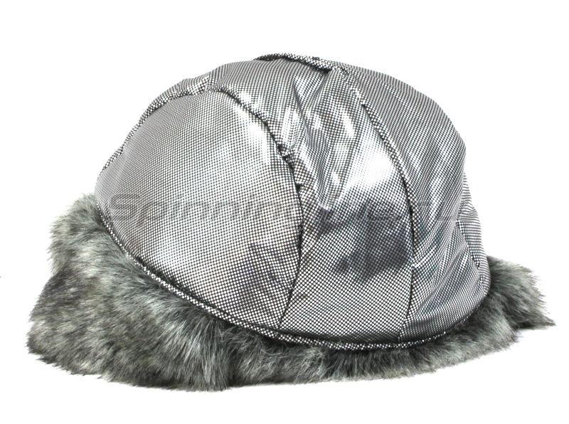 Ушанка Lappi белый барсук шеврон -  6