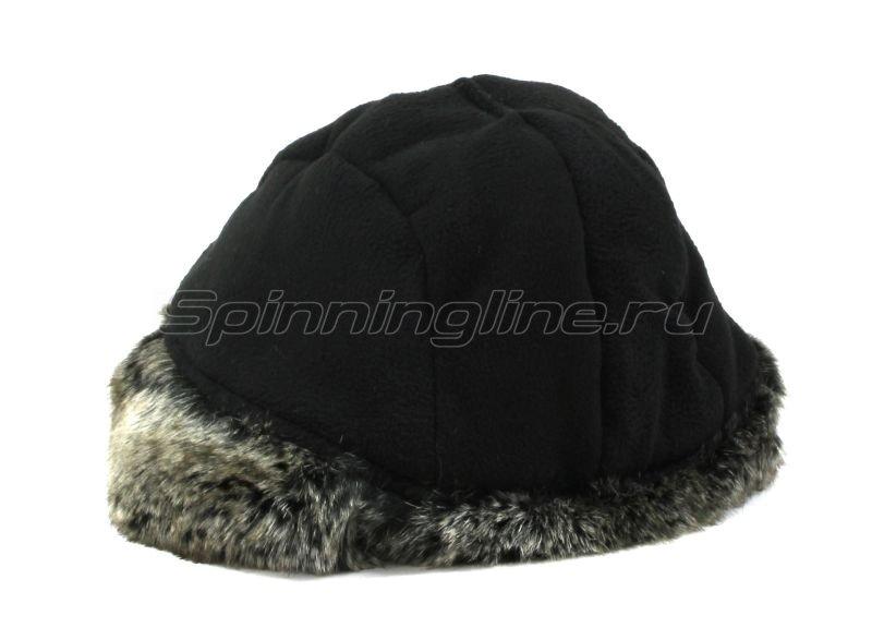 Ушанка Laparka Lappi черный барсук -  8