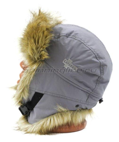 Ушанка Laparka Lappi светло-серый волк -  5