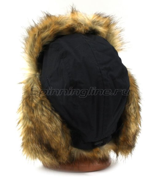 Ушанка Laparka Lappi черная лиса -  3
