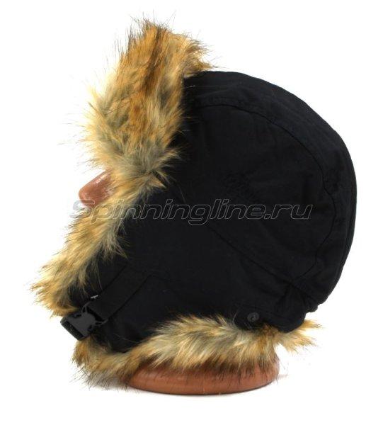 Ушанка Laparka Lappi черная лиса -  5