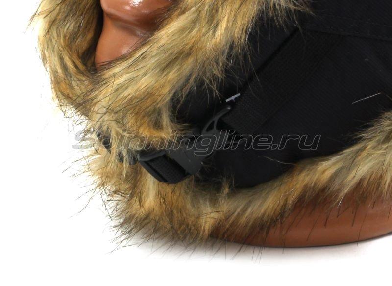 Ушанка Laparka Lappi черная лиса -  6