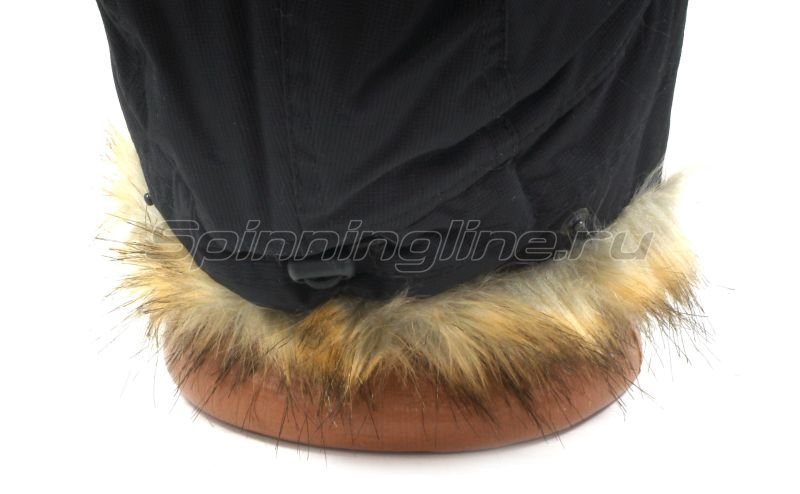 Ушанка Laparka Lappi черная лиса -  7
