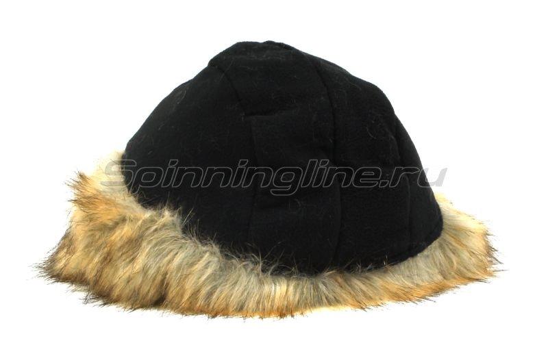 Ушанка Laparka Lappi черная лиса -  8