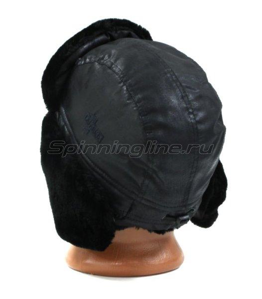 Ушанка Laparka Lappi черный крек-лайт мутон -  3