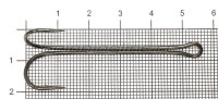 Двойник Saikyo Long Shank KH-11043 3XLBN №2/0