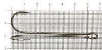 Двойник Saikyo Long Shank KH-11043 3XLBN №4/0