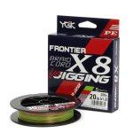 Плетеный шнур YGK Frontier Braid Cord X8 For Jigging