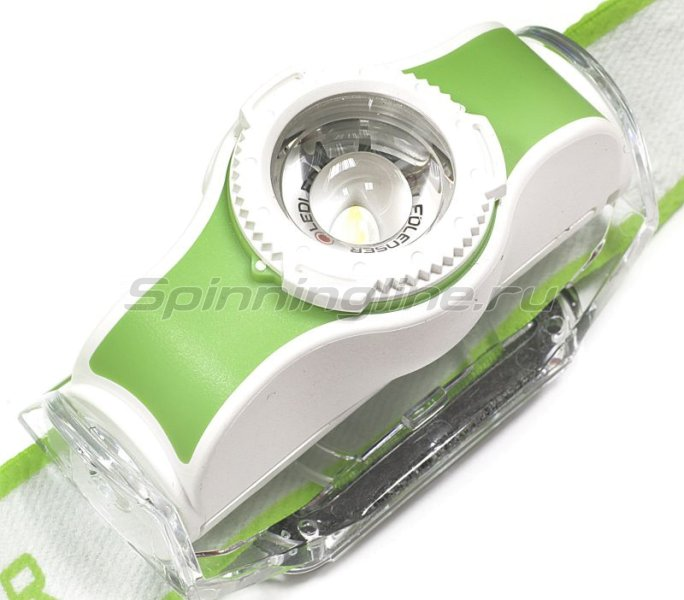 Фонарь Led Lenser MH3 зеленый/белый -  2