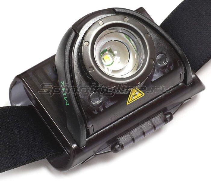 Фонарь Led Lenser MH2 черный -  2