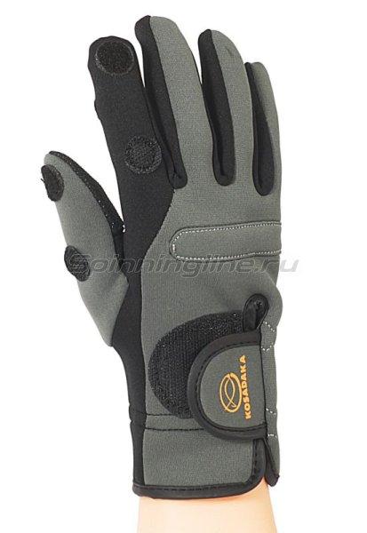 Перчатки Kosadaka неопреновые с манжетой L -  1
