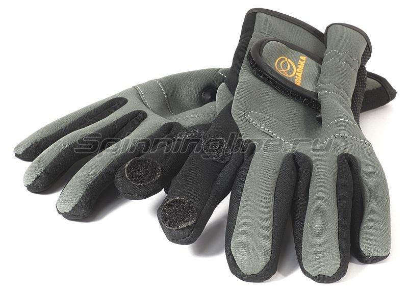 Перчатки Kosadaka неопреновые с манжетой XL -  3