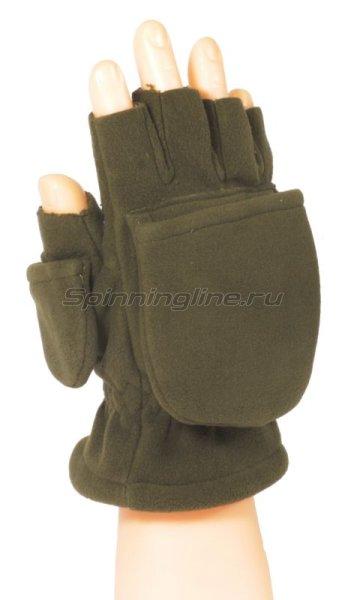 Перчатки-варежки Kosadaka флисовые с мембраной L -  3