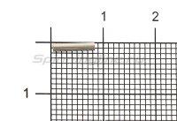 Обжимные трубочки Namazu Copper Sleeve 0,8мм BN