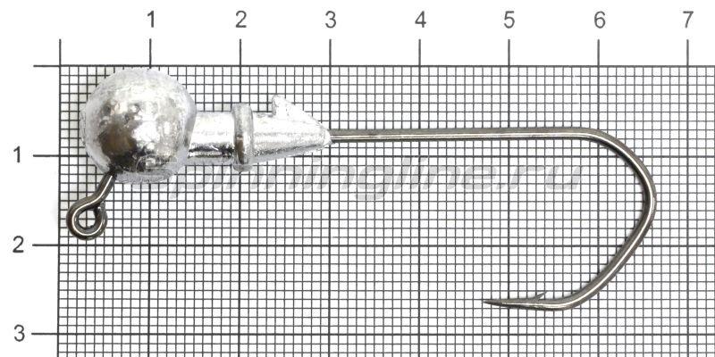 Джиг-головка Barbarian Jig 120 5/0 18гр -  1