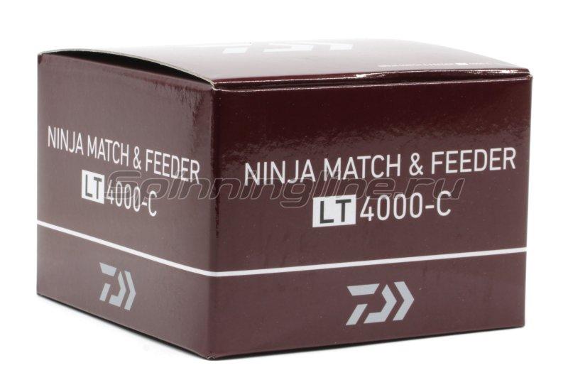 Катушка Daiwa Ninja 18 Match&Feeder LT 4000-C -  8