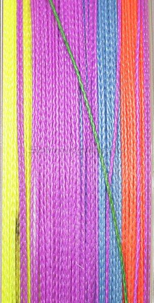 Шнур CrossBlade Х4 150м 0,20мм Multicolor -  2