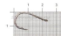 Крючок KOI Chinu Ring №8